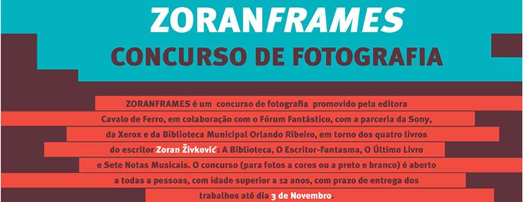 Concurso Fotografia ZoranFrames cover
