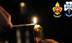 Escuteiros de Telheiras trazem a Luz da Paz de Belém até ao Lumiar