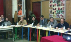 5a reunião parceria local