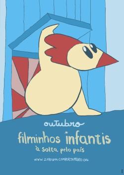 BMOR Filminhos infantis à solta pelo país 2018.10 Outubro