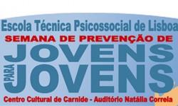 Semana de Prevenção de Jovens para Jovens capa