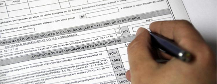O IRS pode ajudar as instituições de Telheiras