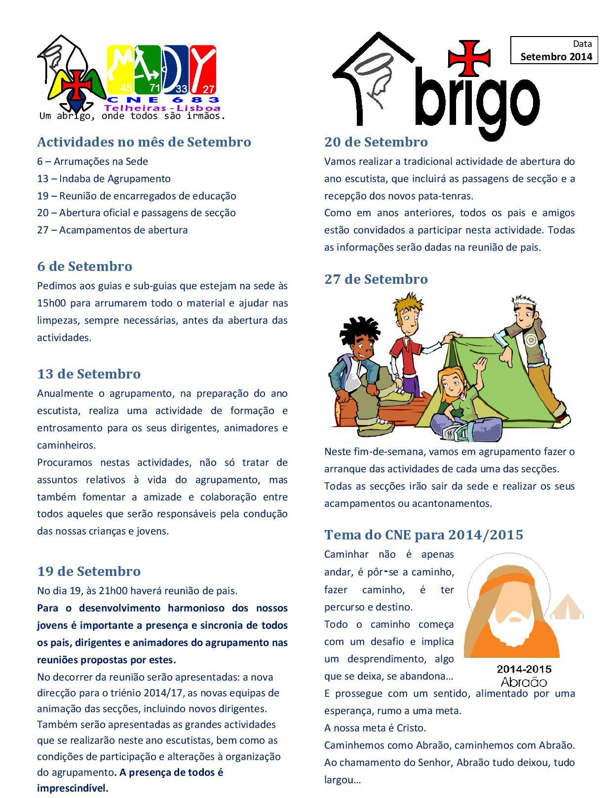 ABRIGO-07 2014Set