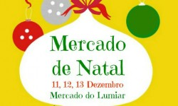É Natal no Mercado do Lumiar capa