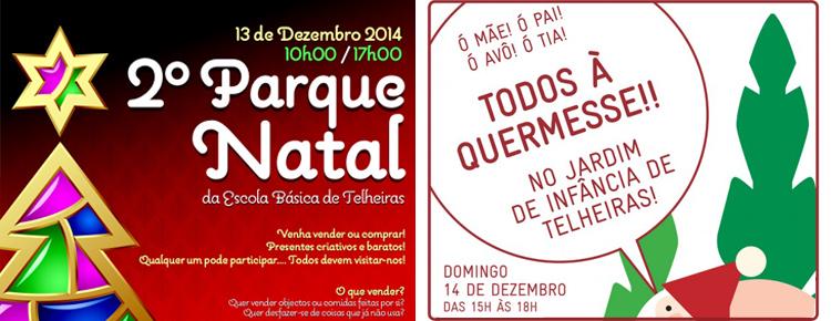 Parque Natal + Quermesse capa