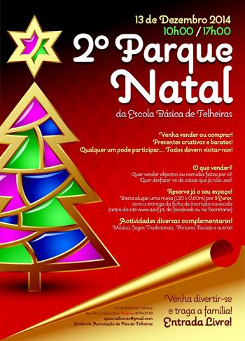 Parque Natal cartaz 350