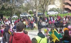 Desfile de Carnaval capa noticia