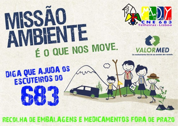 missão ambiente - 683