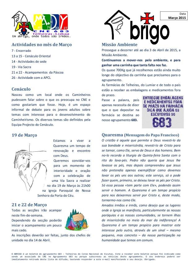 ABRIGO-15 2015Mar1