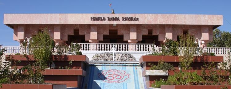 Templo Hindu CHP sede