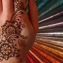 Workshop Pinturas da Henna