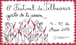 6º Festival de Telheiras banner