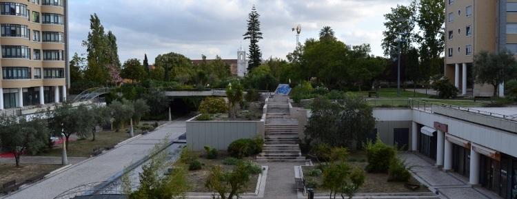 Junta do Lumiar assume gestão dos jardins da Praça Central capa