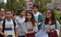 Universitários visitam Parque Hortícola capa