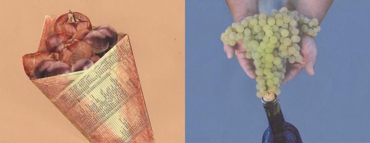 Castanhas O Vinho capa