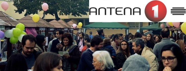 Telheiras esteve em destaque na Antena 1 capa