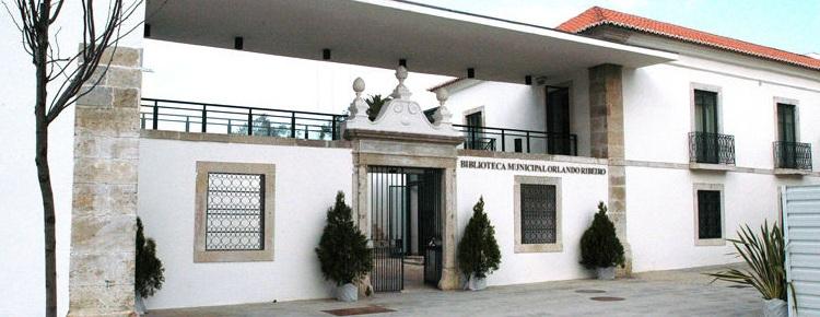 BMOR Biblioteca Municipal Orlando Ribeiro
