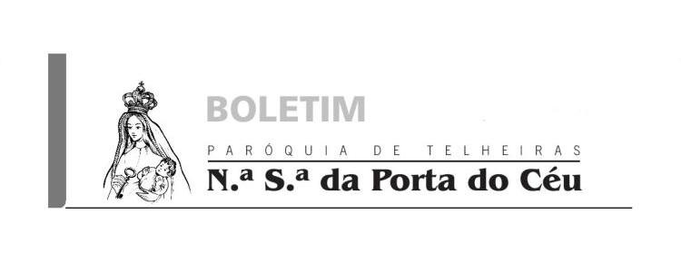 Paróquia Boletim capa
