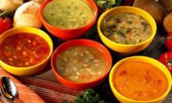 CHP Workshop de Gastronomia Indiana - Sopas e comida de Inverno da Índia