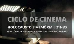 Junta promove ciclo de cinema Holocausto e Memória na BMOR
