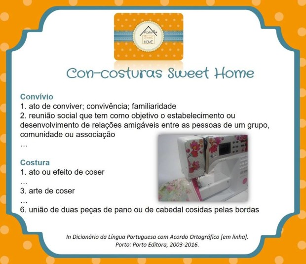 Sweet Home Con-costuras