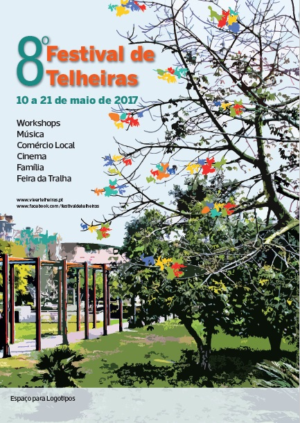 Cartaz 8Festival Telheiras