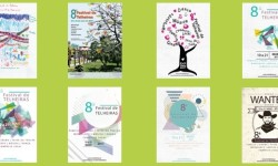 Escolha o cartaz do 8º Festival de Telheiras capa