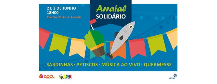 APCL CNE Arraial Solidário 2017 capa