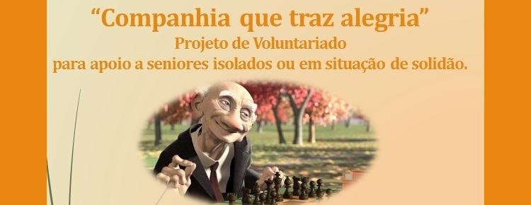 Companhia que traz alegria procura voluntários_capa