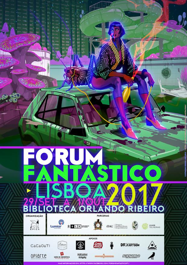 Fórum Fantastico 2017 cartaz