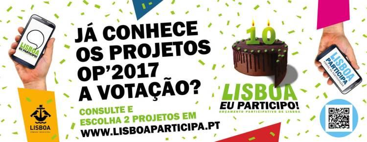 Melhorias nas ruas de Telheiras em votação no Orçamento Participativo