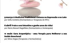 Eq. Hol. Ciclo de palestras BMOR - Novas terapias para corpo e mente