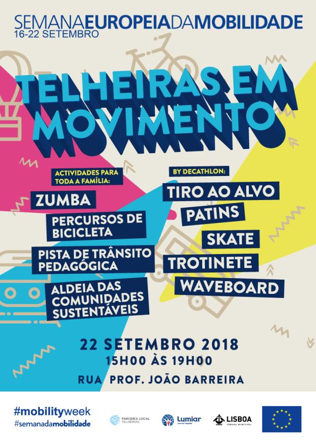 Telheiras em Movimento 2018