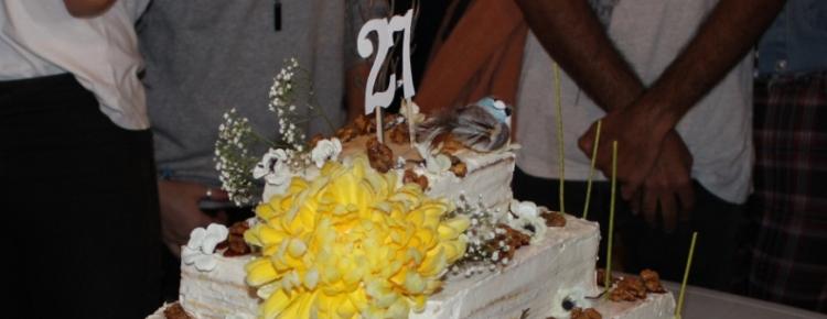 ETPL festeja 27º aniversário no Lagar da Quinta de S. Vicente capa