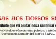 APCL lança campanha de Natal para dar asas aos sonhos