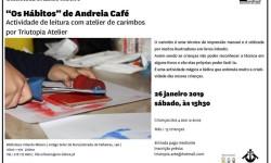 BMOR Os hábitos de Andreia Café