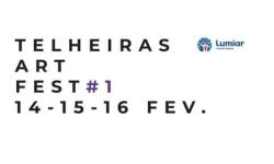 Telheiras Art Fest #1 capa
