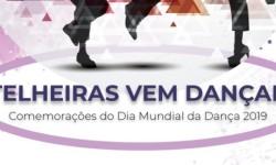 ART Telheiras Vem Dançar - Cartaz capa