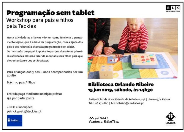 BMOR Programação sem tablet