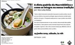BMOR A dieta padrão da macrobiótica