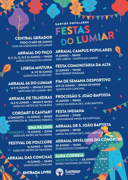 JFL Festas do Lumiar 2019