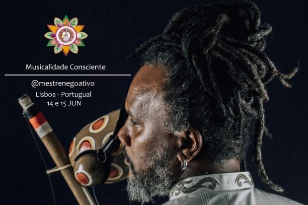 Lagar Vivência Musicalidade Consciente com Mestre Negoativo