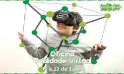 Sala do Futuro Oficina Realidade Virtual