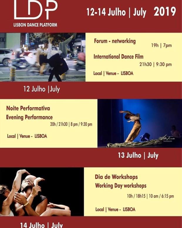 BMOR Festival Lisbon Dance Platform