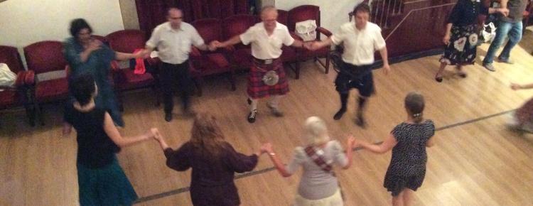 Lagar acolhe curso de Dança Escocesa de Outubro a Dezembro