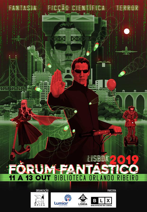 Fórum Fantástico 2019 cartaz