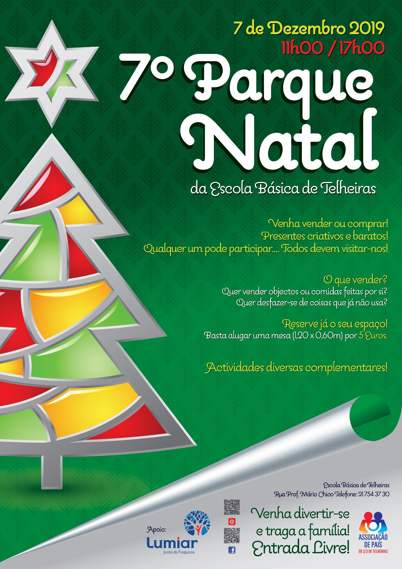EB Telheiras Parque Natal 2019