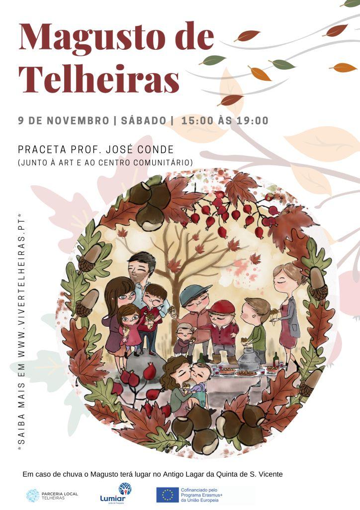 Magusto de Telheiras 2019 cartaz_web