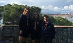 Escuteiros de Telheiras investem 3 novos dirigentes capa