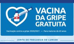 JFL Vacinação gripe 2020 capa